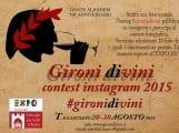 Contest Instagram Gironi Divini fb