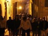 Gironi divini, tagliacozzo, folla lungo il percorso (1)