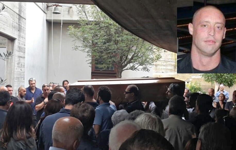 Funerali Marco Callegari delitto della Piccola Svizzera (0)