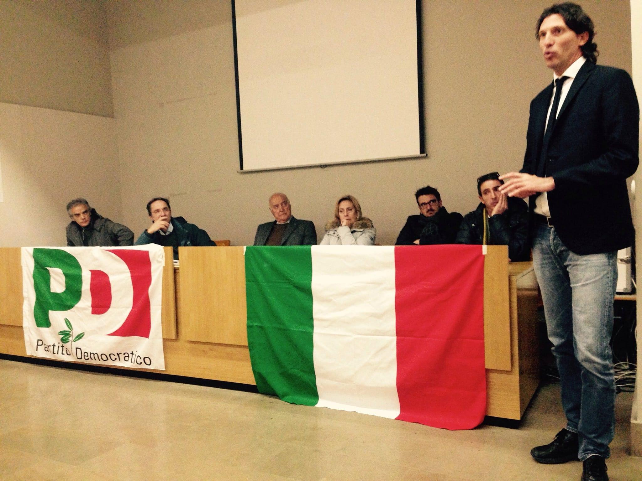 Renzi costretto a trattare con Orlando ed Emiliano