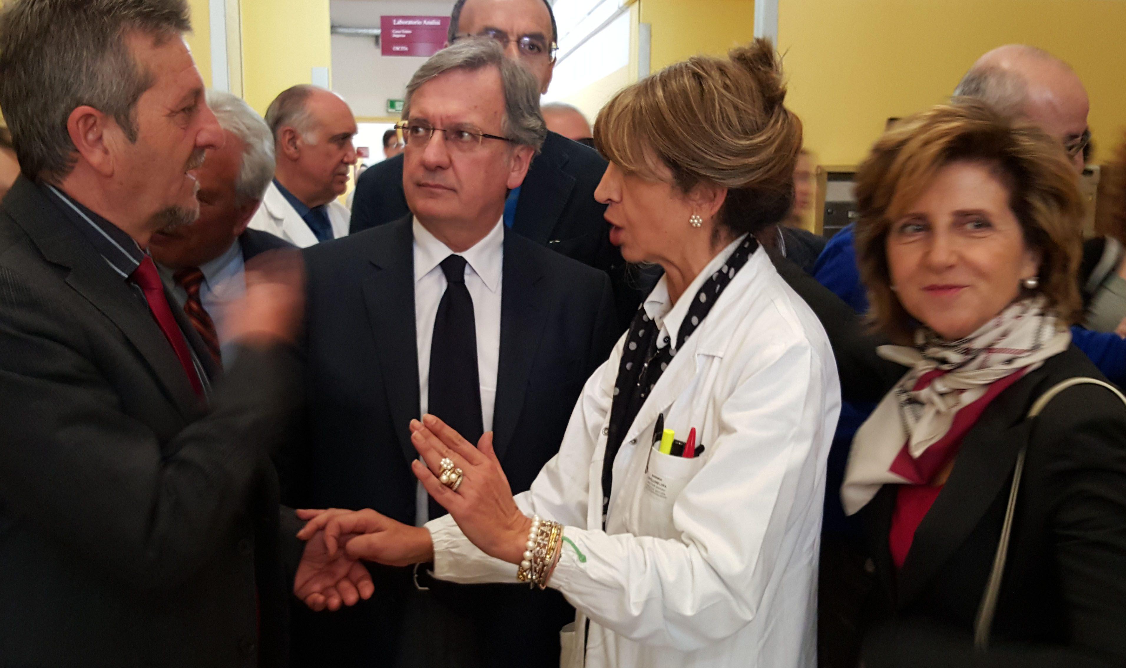 Bufera sull'ospedale dell'Aquila, si è dimesso Renato Galzio
