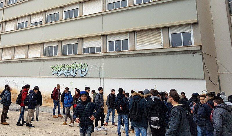 Itis-Avezzano-Majorana-sciopero-per-il-freddo-nelle-aule 2