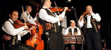 Tutto pronto al Dei Marsi per Antal Szalai, violinista di musica tzigana