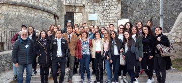 Alla scoperta della storia e dei tesori culturali, esperienza raccontata dagli studenti del  Linguistico