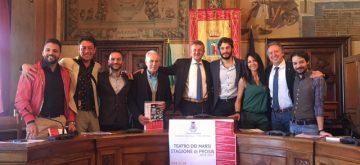 L'Ufficio del teatro ringrazia Di Pangrazio: noi testimoni del suo impegno per la crescita culturale della città