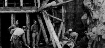 """E' uscito """"Pane e polvere"""", il libro di Salustri sulla storia dei minatori di Capistrello"""