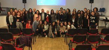 Successo al Liceo Croce per il progetto di Poesia  documentaristica con Corrado Oddi