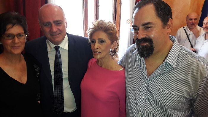 Elezioni Avezzano, Iampieri: in città con il sindaco De Angelis Forza Italia torna protagonista