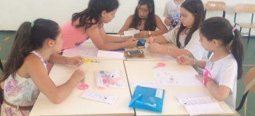 Bimbi ospiti dell'Istituto industriale Majorana in un'estate all'insegna della scienza