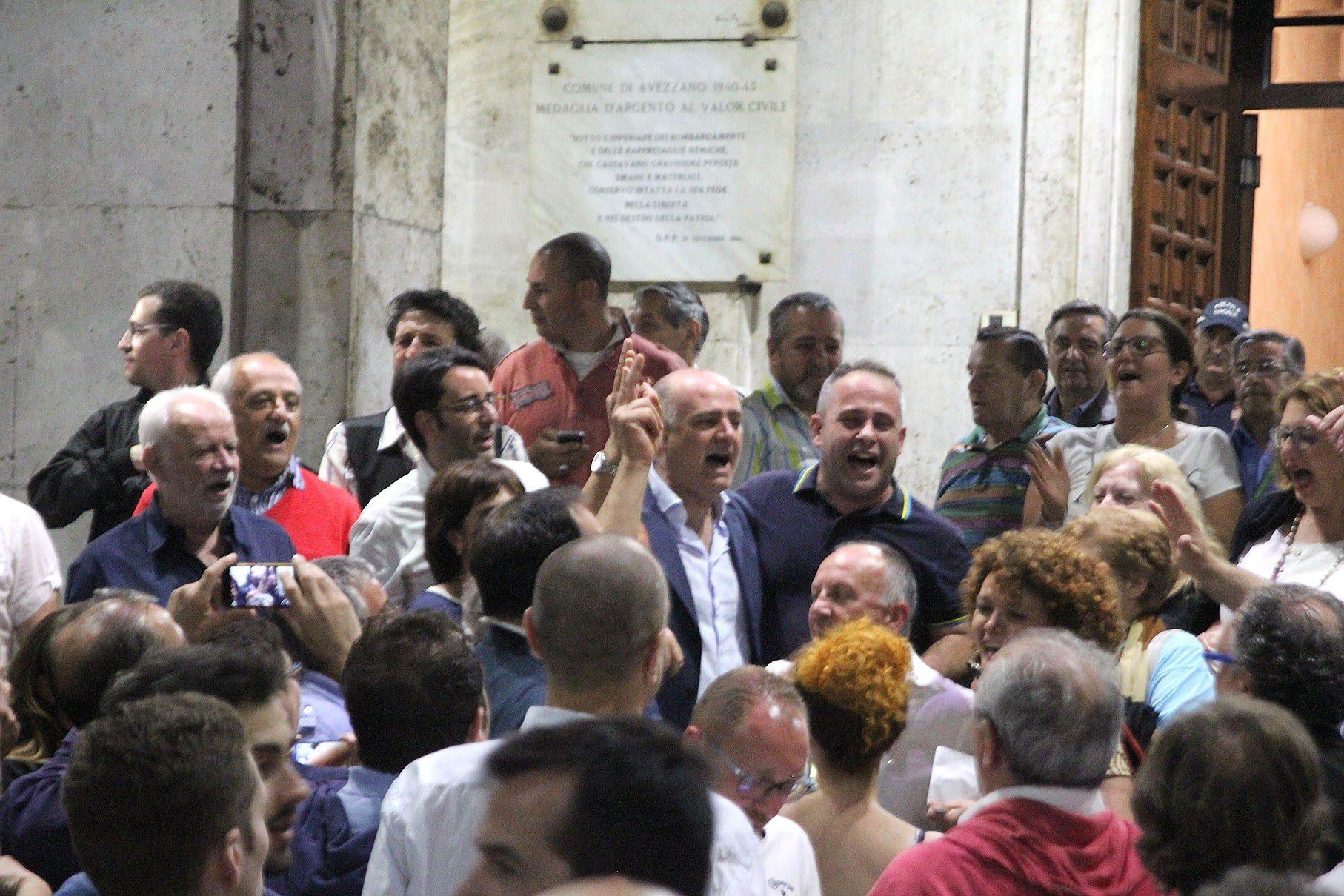 Centrodestra conquista anche Avezzano: De Angelis sindaco