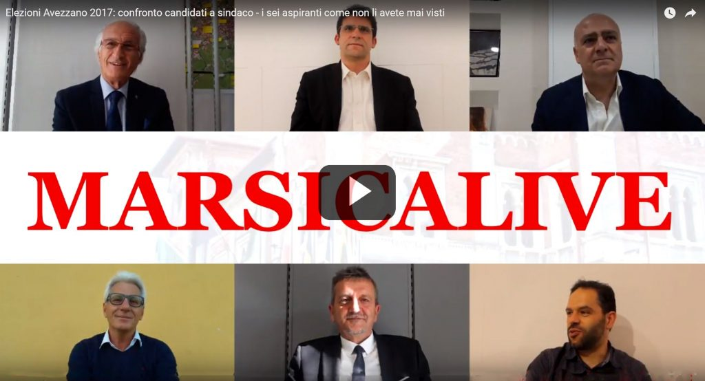 Intervista ai 6 candidati sindaco di avezzano 100 domande for Intervista domande
