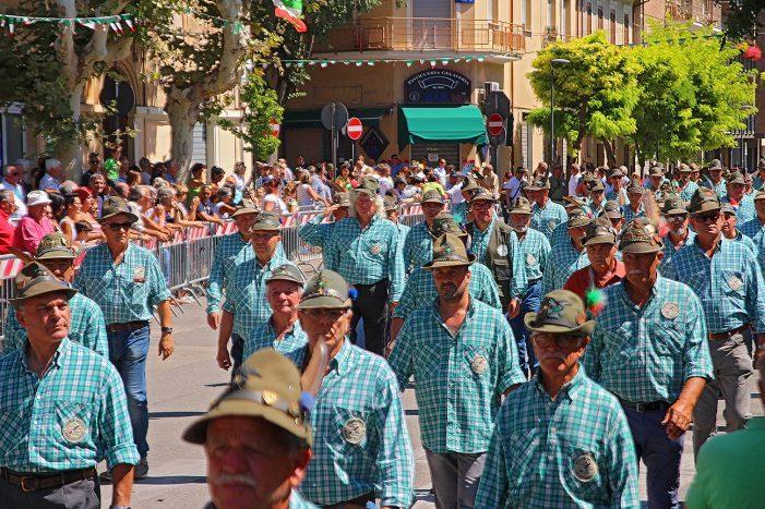 Ortucchio ospita il Raduno Alpini 4^zona, programma e ospiti dell'evento