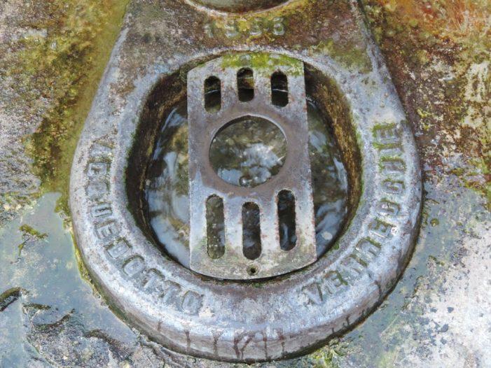 Grave rottura dell'Acquedotto di Verrecchie, flusso idrico interrotto. La comunicazione del Cam