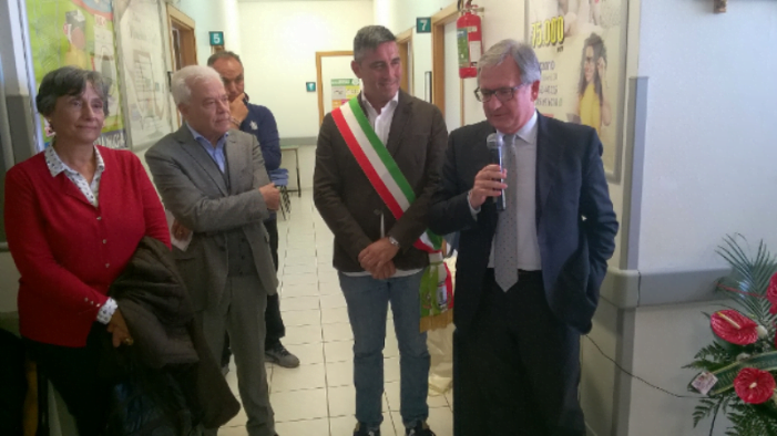 Distretto sanitario intitolato a Luigi Quaglieri, struttura aperta 17 anni fa garantisce assistenza h24