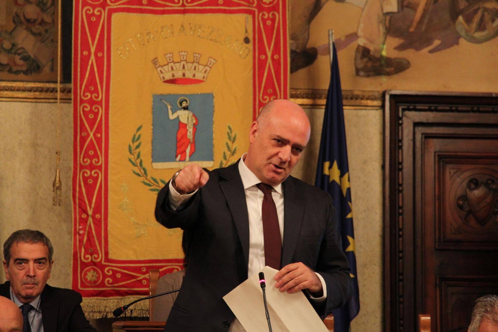 Avezzano, il Consiglio di Stato 'riconsegna' la maggioranza a De Angelis