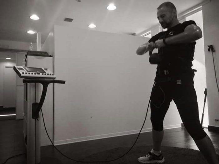 Andrea, 32 anni, imprenditore con poco tempo libero si tiene in forma con Evolution Fitness. Ecco come fa