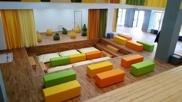 Ecco la nuova scuola primaria di Celano, Santilli: avrà biblioteca e palestra e ospiterà 400 bambini