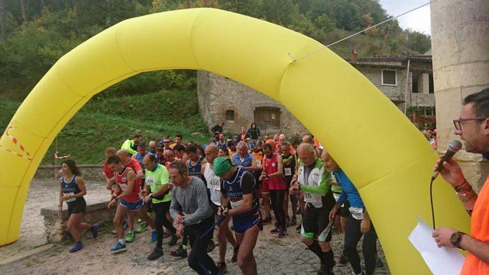 Grande successo per il primo Tagliacozzo trail running tra sport, natura e tante emozioni