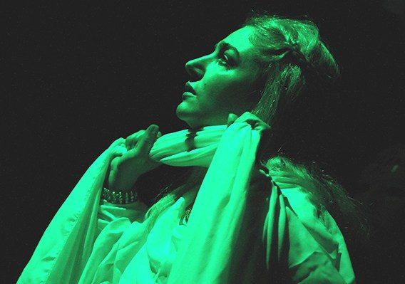 Al teatro Talia va in scena Antigone on Ἀντιγόνη con il teatro dei Colori