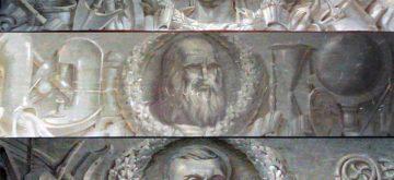 Cosa si nasconde dietro l'affresco di Leonardo da Vinci a Villa Torlonia di Avezzano?
