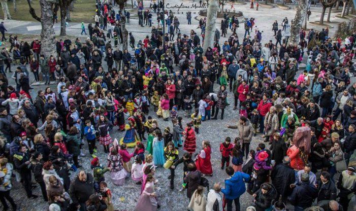 Grande attesa per la sfilata di Carnevale a Tagliacozzo, sarà premiato il carro più bello