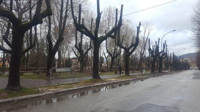 Avezzano, al via i lavori a piazza Torlonia. Ecco come sarà trasformato il salotto verde della città