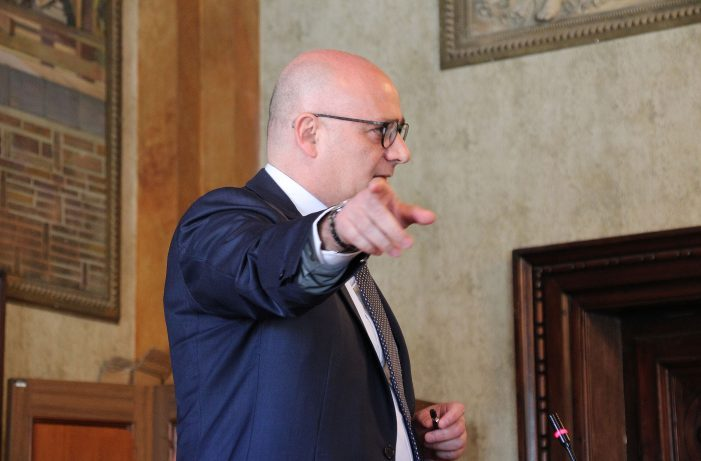 De Angelis alla minoranza: sulla sicurezza dell'ex casa di riposo già investiti 9mila euro