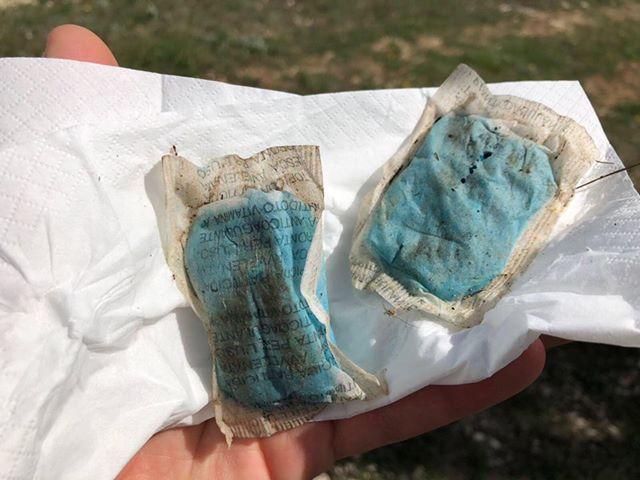 Bustine di veleno per topi disseminate sul sentiero del Salviano, pericolo per animali e persone