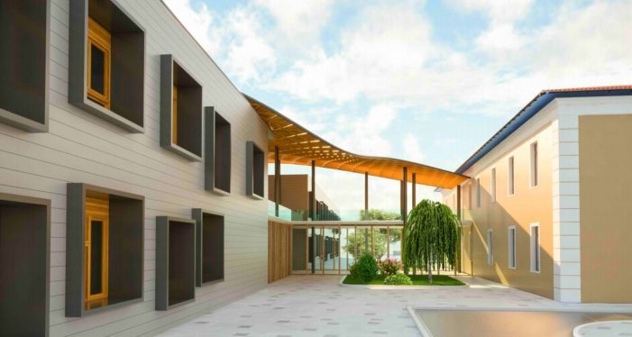 Tagliacozzo, presentato il progetto del nuovo Campus scolastico. Giovagnorio: piano futuristico e all'avanguardia