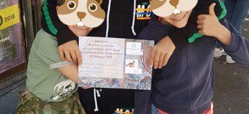 Alle semifinali del Kangourou della matematica le scuole di San Benedetto e Pescina, in semifinale con Mastrodicasa, Di Nino e Ciaglia